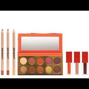 KKW Beauty Sooo Fire Kit eye, lipliner & stick